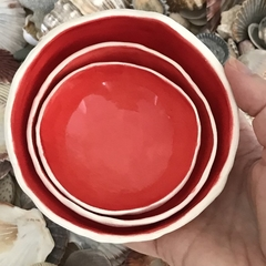 Nest of Ceramic Bowls