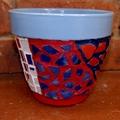 Mosaic Flower Pots - Planter pots - AFL Series