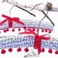 """""""Love♡"""" Coat Hangers"""