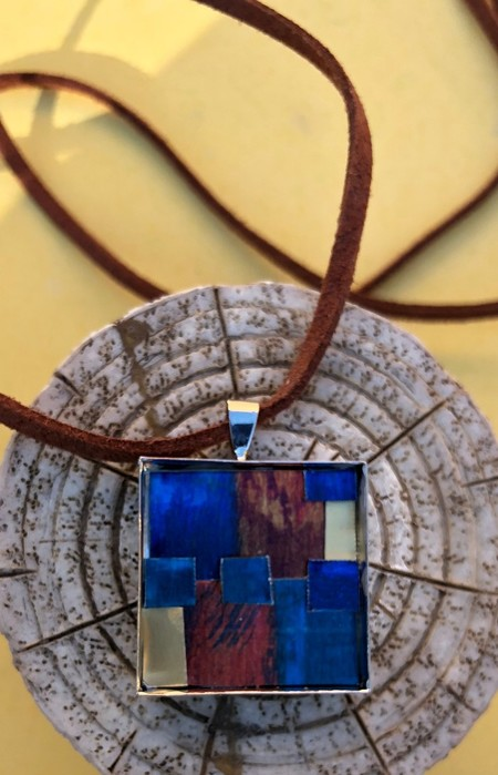 Altered Art: Outback Water Hole