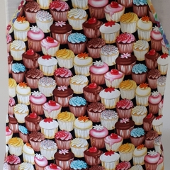 CUPCAKE - Reversible Apron Adult Size