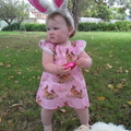 Easter Rabbit Dress Baby Toddler