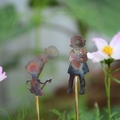 Special Deal-save $14 Two Copper Garden Ornaments.