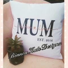 Mothers Day Cushion Cover