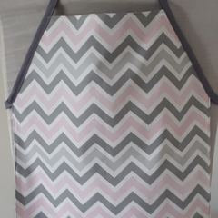 CHEVRON - Reversible Child's Apron