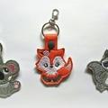 Cute koala keychain, adorable koala keyring, gorgeous gift