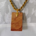Lily Pilly Leaf Pendant