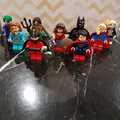 Personalise Custom Make Customised Mini Figurine Shadow Box Frame Gift