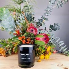 Wild Mint, Neroli & Malt Candle