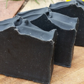 Activated Charcoal and Lemon Myrtle Soap
