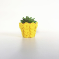 Crochet Pineapple Plant Pot Cover - FREE SHIPPING