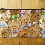 Teddy Pencil Case