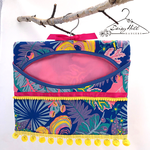 Festival of Colours Peg Bag
