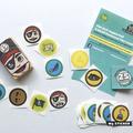 10 PACK PIRATE Box / Stickers / Kid / Children / Toy / Matchbox / Birthday