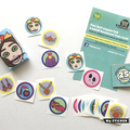 Princess Box / Stickers / Kids / Children / Matchbox / Party Bag / Birthday