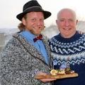 Hand Knit Jumper Traditional Icelandic knitwear