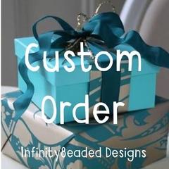Custom Order for Lesley