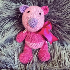 Crocheted Teddy bear 🐻