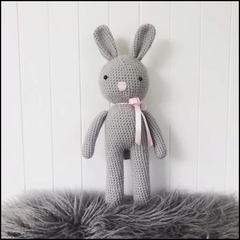 Crocheted Toby bunny 🐰