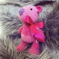 Crocheted Teddy bear 🐻