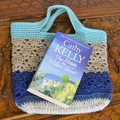 Crochet Tote Bag - Colours of the Beach