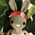 Crocheted Lola bunny 🐰