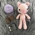Crocheted Kitty cat 🐱