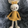 Crocheted Tilly Bunny