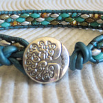Unisex Boho Style Single Wrap Bracelet