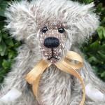 Fletcher - Hand sewn mohair bear, adult collectible