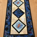 Australiana table runner - Clown Fish