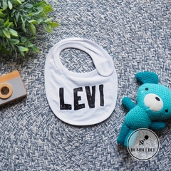 Personalised Baby Bib |new born present | shower gift | Custom Name design |