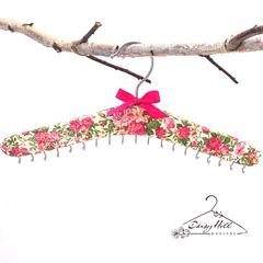 Floral Necklace Hanger / Organiser
