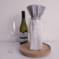 Wine Bottle Gift Bag | Zero Waste Gift Wrapping | Free Shipping
