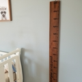 Growth Ruler - Growth Chart - Children height measurement, baby shower gifT