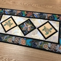 Australiana table runner - Turtle