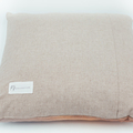 45x45cm Deluxe Belgian Linen Cushion Cover