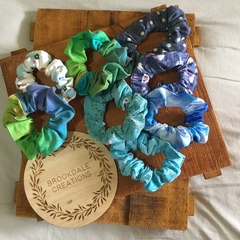 Adult Scrunchies- Pack of three