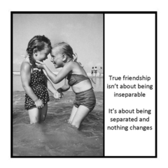 Heartfelt Magnet | Friend Gift | Definition of true friendship