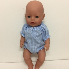 Dolls Romper to fit Baby Born and Cabbage Patch Dolls