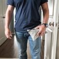 Personalised Grooming Kit - Travel Bag for Men - Gift for Him - Gift for Boyfrie