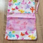 Butterflies Dance Shoe Bag