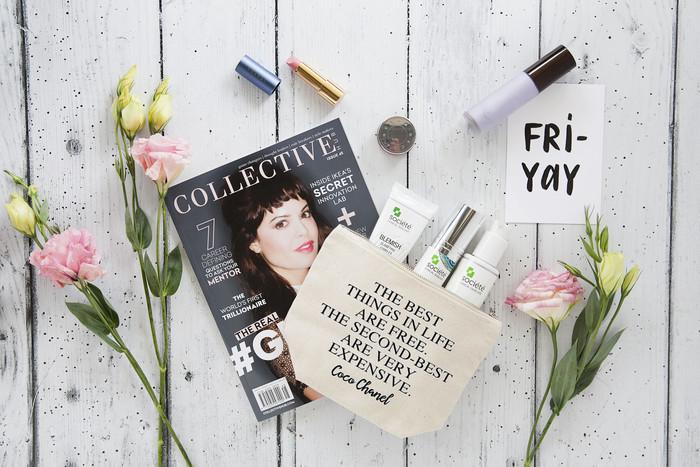 769e252e4c7cbb Coco Chanel Quote , Makeup Bag , Cosmetic Pouch , Cosmetic Bag , MakeUp Bag  , M | My bebe cadum | madeit.com.au