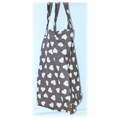 Large market bag, sturdy cotton, Gift for Mum
