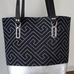 Heartwood Tulip-style Tote Handbag