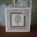 Thank you Card Teacher Card Christmas Card Ready to Post