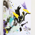 Greeting card, contemporary art, original design, celebration - Eureka!