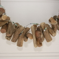 Driftwood Wreath with bead detail