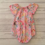 Choose your size, baby girl mermaid, short or long sleeves, NB to 18 mths