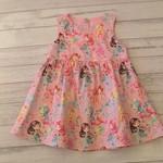 Size 2 mermaid dress. little girls pink dresses